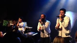 Origami - Capital Cities live concert in Munich München Ampere 2013