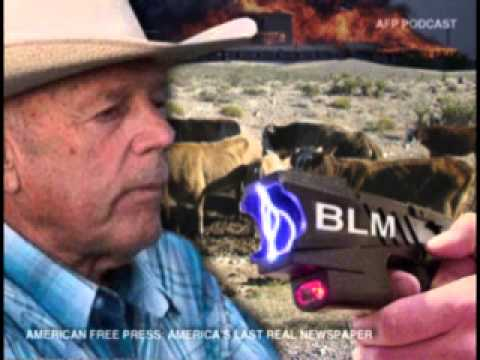 Patriots Heed Call of Nevada Cattle Rancher; Beat Feds