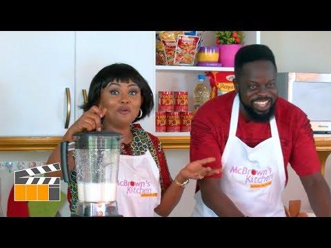 Mcbrown's Kitchen with Ofori Amponsah | SE01 EP11