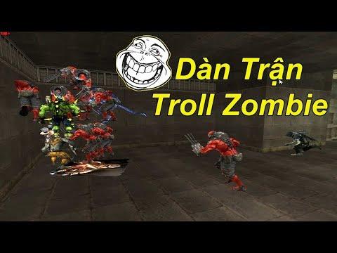 [ Bình Luận CF ] Dàn Trận Troll Zombie Cực Hài | TQ97