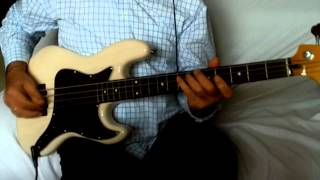 Long Tall Sally ~ Little Richard - Kinks ~ Cover w/ Epiphone EJ-200, Fender Jazz Bass SS & Bluesharp
