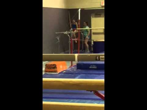 Cutting Edge Gymnastics camp Coudersport
