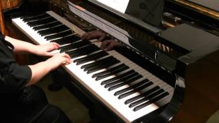 ピアノソロ用に弾きやすくアレンジしました。 作詞 山上路夫 作曲 村井...