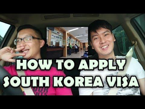 HOW TO APPLY FOR SOUTH KOREA VISA - Indonesia