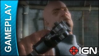 Splinter Cell: Double Agent - Mission 3: JBA HQ 1 - Gameplay