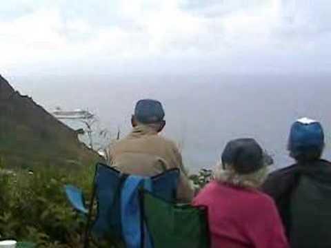 MV Artemis Pitcairn Island