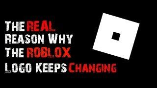 """""""La vraie raison pour laquelle Roblox a changé leur logo"""" Roblox Creepypasta"""