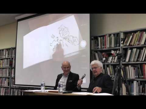Pat Oliphant @ The American Library in Paris | 12 May 2015