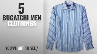 Top 10 Bugatchi Men Clothings [ Winter 2018 ]: BUGATCHI Men