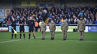 Official TUFC TV | Emirates FA Cup | Torquay United 0 - 1 Woking FC 10/11/18