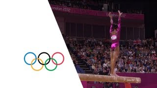 Gabrielle Douglas Wins Individual All-Around Gold - London 2012 Olympics