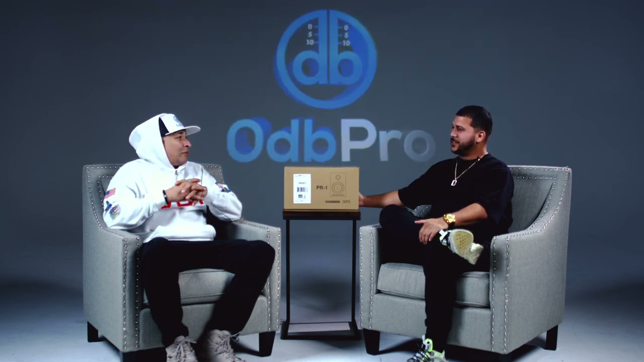 Gallo The Producer con DJ Nelson