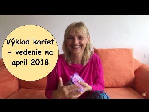 Výklad kariet - vedenie na apríl 2018 podľa životných segmentov /Miriam Štolfová **