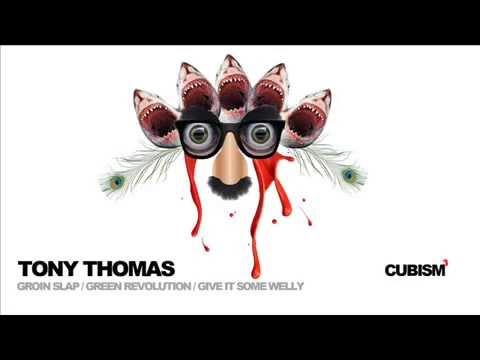 [CUBISM077] Tony Thomas - Green Revolution (Original Mix) [Cubism]