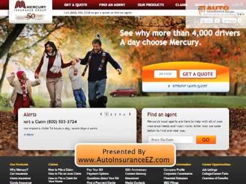 Mercury Insurance Quote | Mercury Insurance Review Auto Insurance Discounts Ratings Quotes