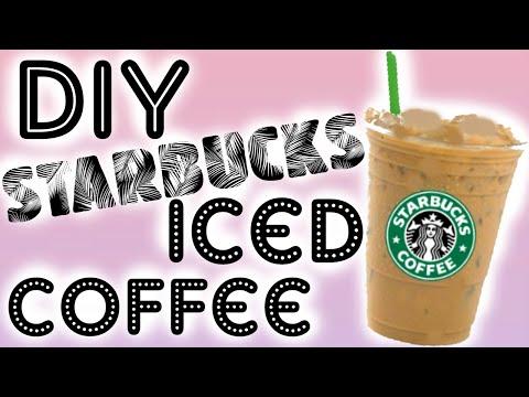 Diy Starbucks Iced Coffee Lici