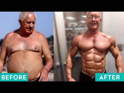 craziest-✷-fit-over-50's-✷-fitness-body-transformations-l-before-&-after-2018