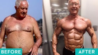 Craziest ✷ Fit over 50's ✷ Fitness Body Transformations l Before & After 2018