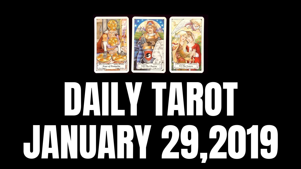 tarot tilly january 29