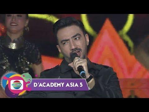 Bikin Meleleh!! Reza Da Dengan Single Terbarunya Pujaan - D'Academy Asia 5