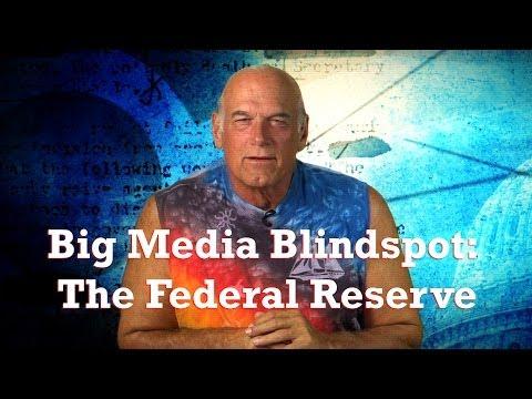 Big Media Blindspot: The Federal Reserve   Jesse Ventura Off The Grid - Ora TV