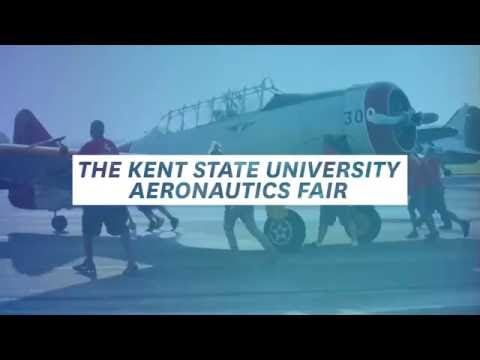 The Kent State University Aeronautics Fair