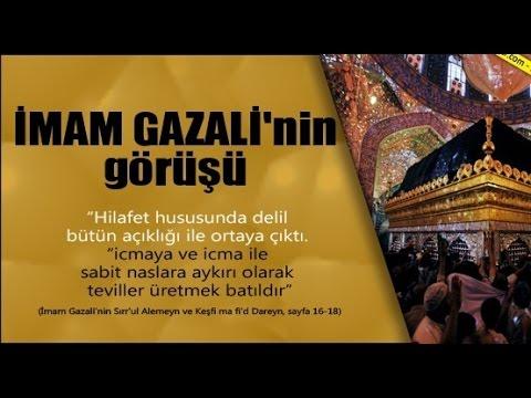 İmam-ı Gazali Hz. Ali'nin Hilafeti Hakkında Ne Söylüyor ...