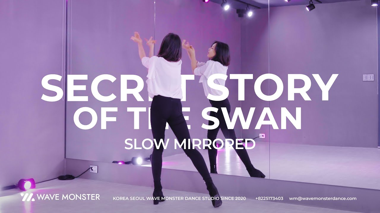 IZ*ONE - Secret Of Story Of The Swan ( 아이즈원 - 환상동화 ) - Slow Mirrored ㅣCove by JOA [ Wave Monster ]