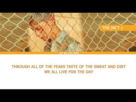 "Ten (텐) – ""New Heroes"" Lyrics (Color Coded Lyrics_Eng) (Eng Version)"