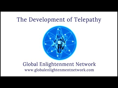 The Development of Telepathy