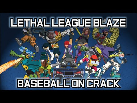 Lethal League Blaze, but I'm 3 years late. |