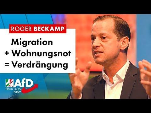 Migration + Wohnungsnot