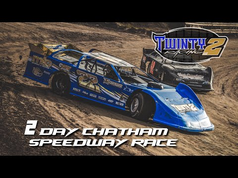 We made it through a 2 day weekend at Chatham Speedway! Finished 7th both Friday and Saturday night! We will be taking off for awhile to focus on getting a ... - dirt track racing video image