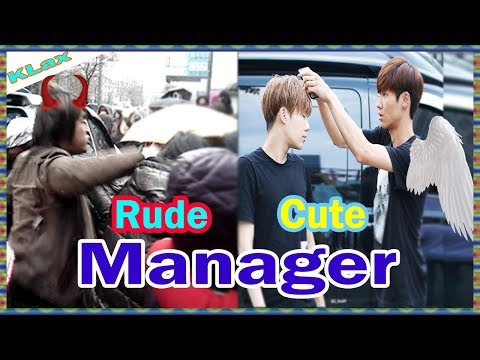 KPOP iDols MANAGER Cute and Rude