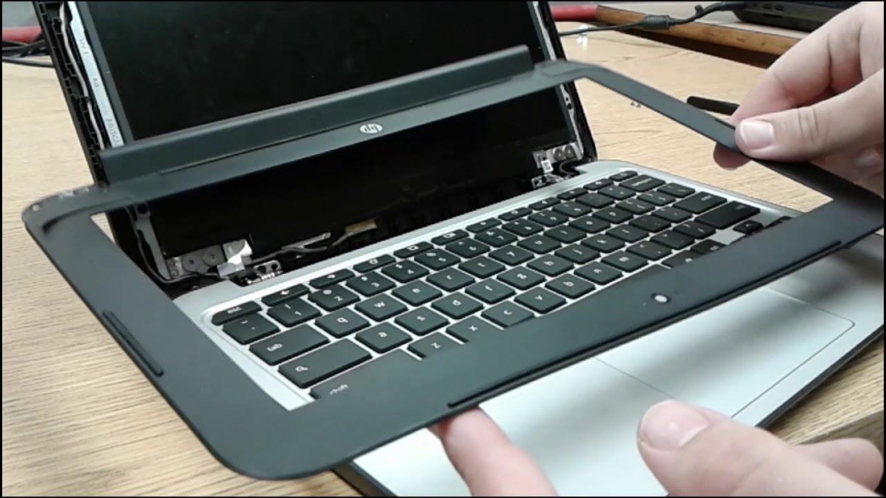 HP Chromebook 11 G3 G4 Replacement Screen