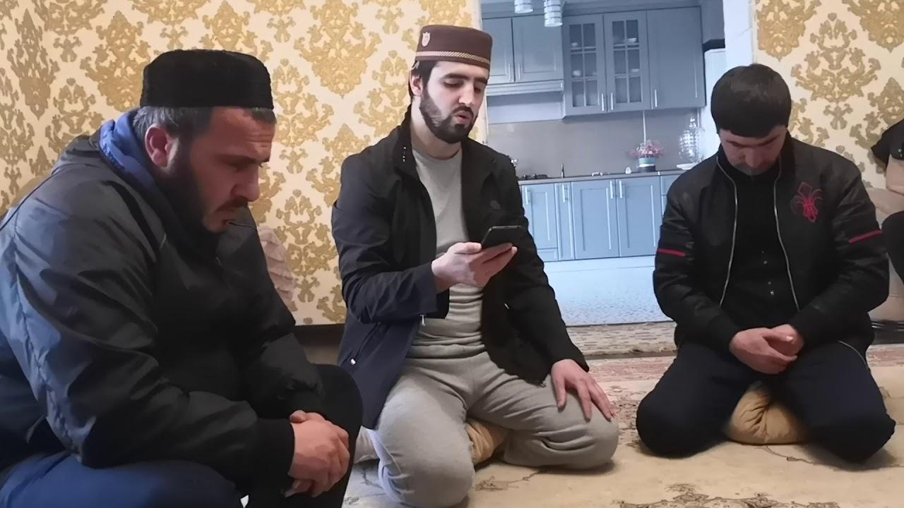 Мавлид на арабском языке - YouTube