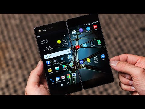 Download Youtube: ZTE Axon M dual-screen phone first look