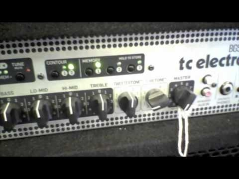 TC Electronic BG500 | Music Stores in Springfield MO