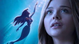 The Little Mermaid - Drama,Fantasy,Romance, Movies - Rosie Mac,Matt Martin,Amber Borzotra