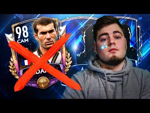 ЗИДАНА БОЛЬШЕ НЕТ 😭 ЭТО ФИАСКО !!! FIFA MOBILE 20