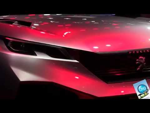PARIS MONDIAL AUTO MOTOR SHOW 2014