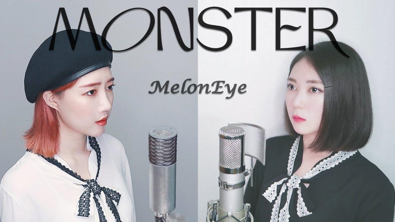 Red Velvet - IRENE & SEULGI (아이린&슬기) - Monster [Cover by MelonEye|메론아이]