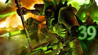 Warhammer 40,000: Dawn of War Dark Crusade Nekroni #39 (Gameplay PL, Zagrajmy)