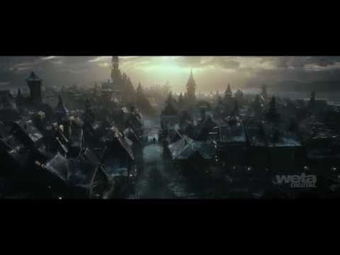 VFX of The Hobbit: The Desolation of Smaug - Virtual Cinematography