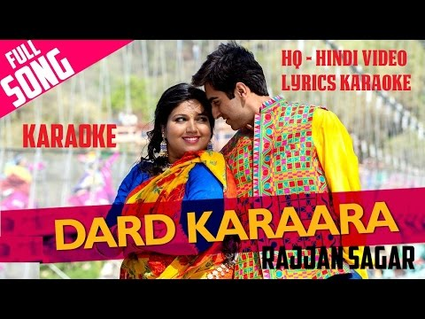 DARD KARARA -  DUM LAGAKE HAISHA - HQ VIDEO LYRICS KARAOKE