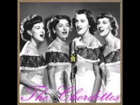 Early Chordettes - Garden In The Rain (c.1952).
