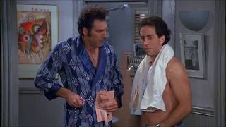 Seinfeld - Jerry Shaves His Chest