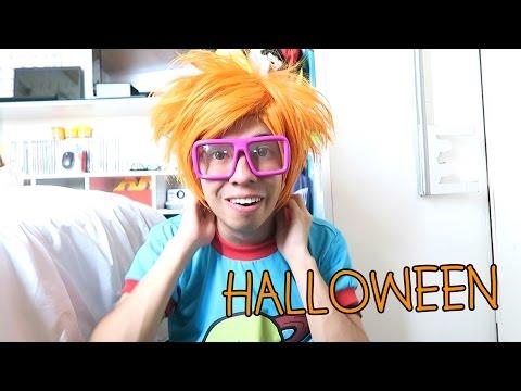 Mi Disfraz de Halloween y Me Matan en la Purga - VLOG #22