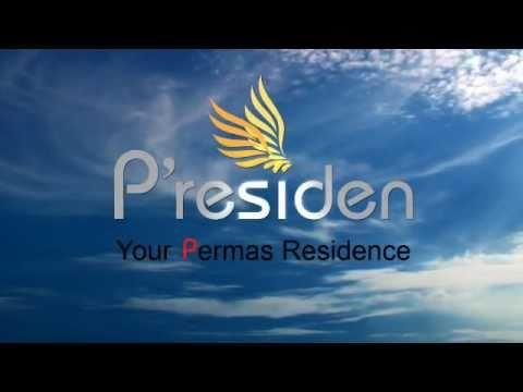 the Private residence - P'residen @ Permas Jaya Malaysia