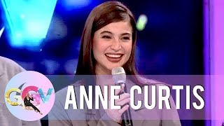 "Anne talks about Marco's butt exposure in ""Just a Stranger"" 